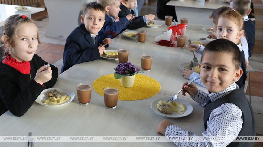 Сколько будет стоить питание в детских садах в новом учебном году?