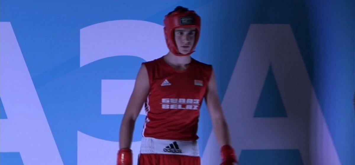 Боксер из Барановичей стал призером на первых Играх стран СНГ в Казани