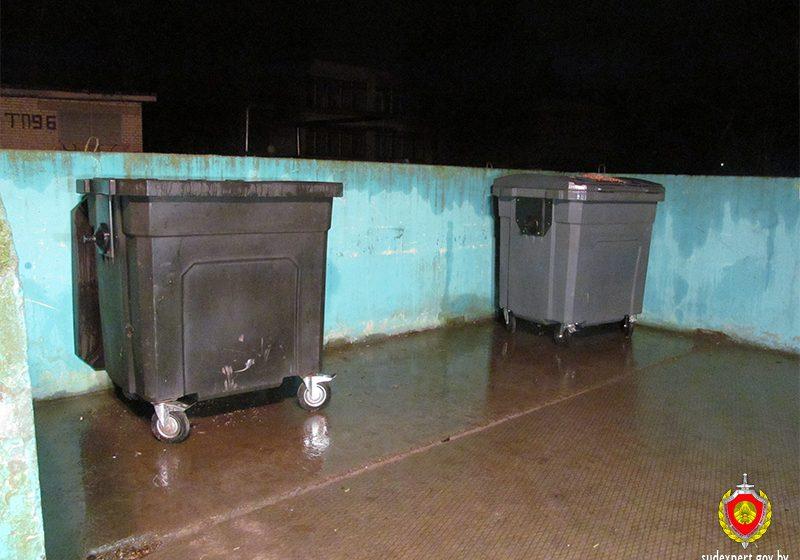 Стали известны подробности убийства в Барановичах, когда в мусорке нашли расчлененный труп женщины