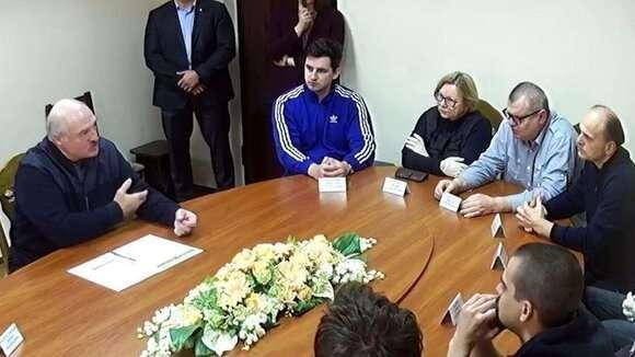 Как складывается судьба участников встречи с Лукашенко в СИЗО КГБ