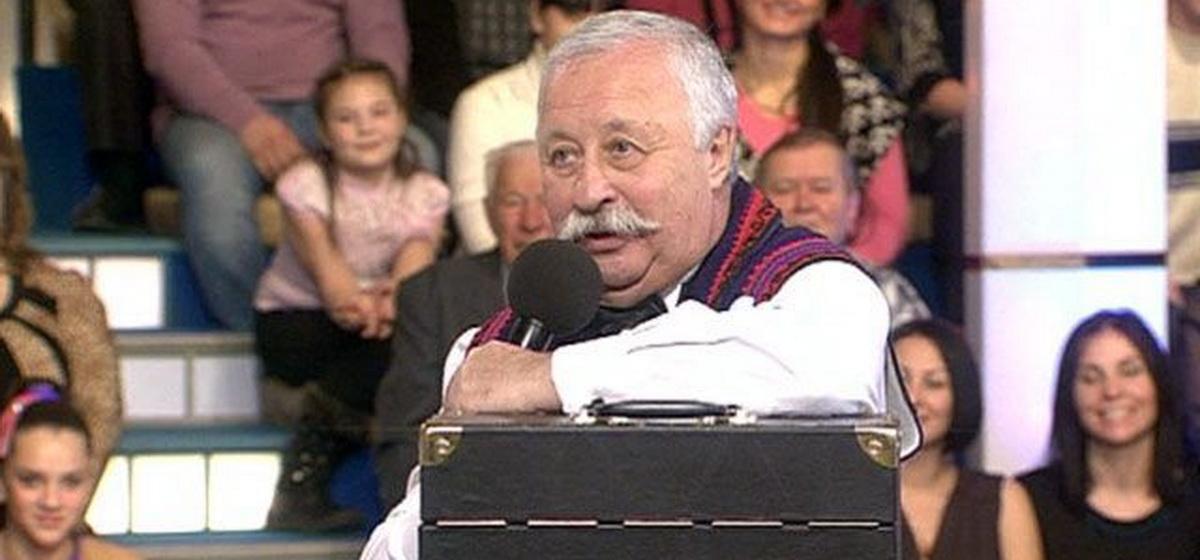 Якубович докатился до бутылки водки: Позор!