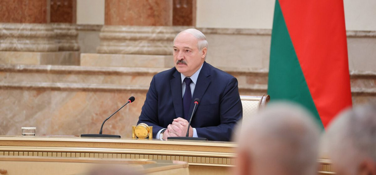 Лукашенко рассказал о возможных полномочиях Всебелорусского народного собрания