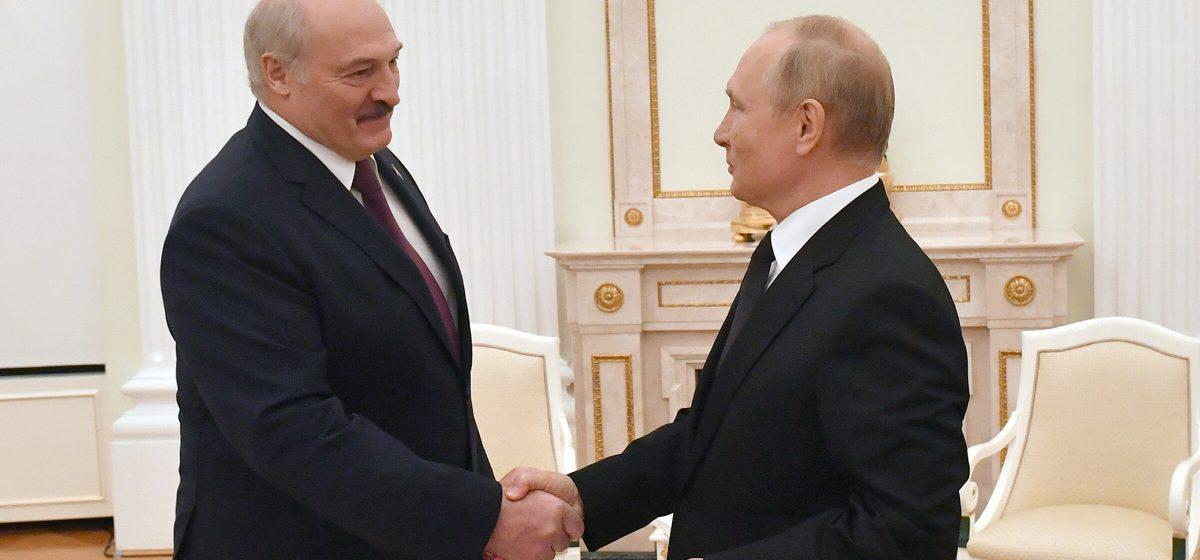 Лукашенко и Путин: кто кого обыгрывает на интеграционном поле?