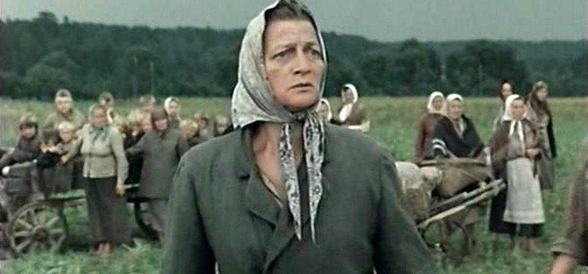 Умерла заслуженная артистка Беларуси, известная по фильму «Знак беды»