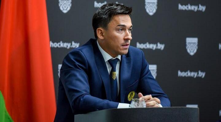 Глава Федерации хоккея Беларуси Дмитрий Басков ушел в отставку