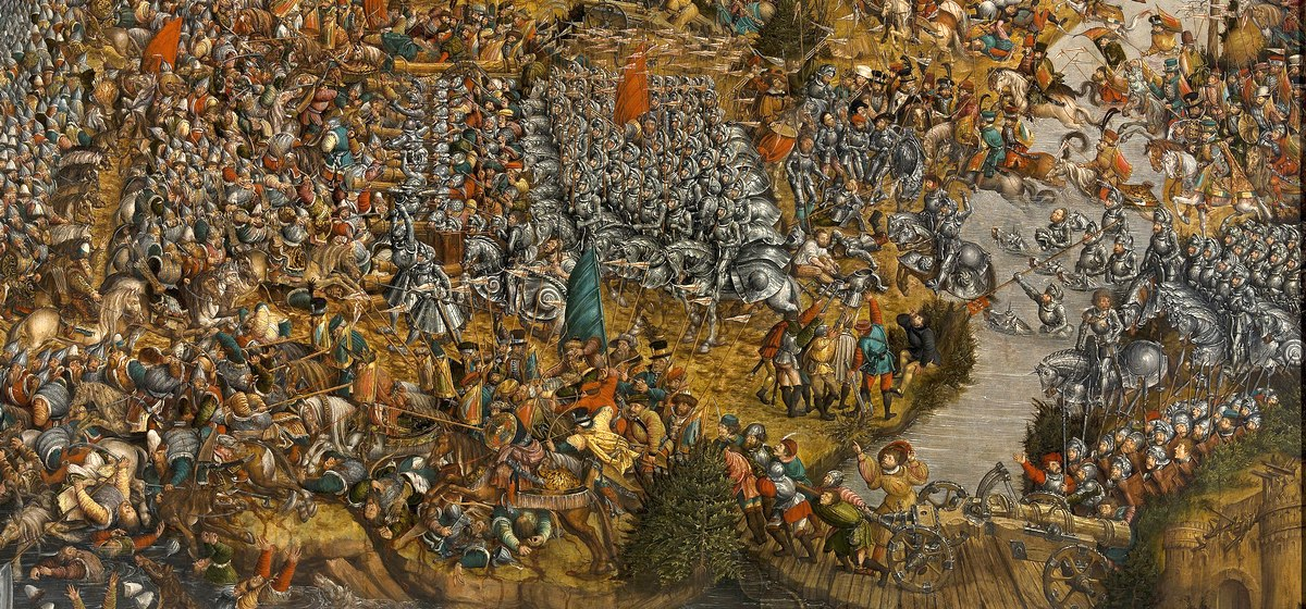 Бітва пад Оршай 8 верасня 1514 года. Чаму яна вельмі важная для беларусаў
