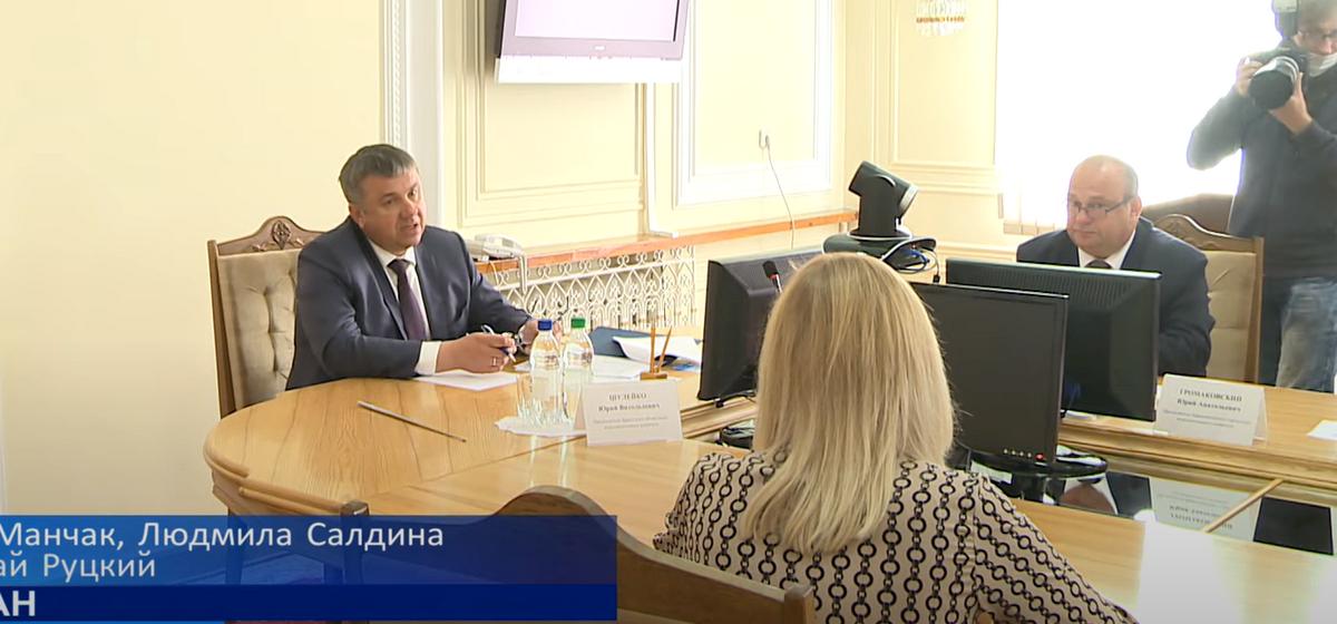 С какими вопросами пришли к председателю Брестского облисполкома на личный прием в Барановичах. Видео