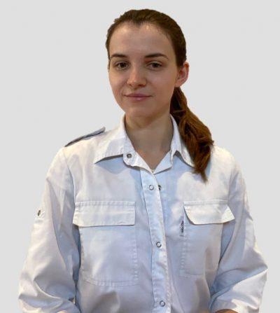 "Екатерина Филатова, реабилитолог ""Клинического госпиталя на Яузе""."