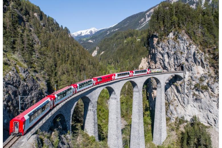 По Европе за 36 дней: экспериментальный поезд проедет 20 000 км*