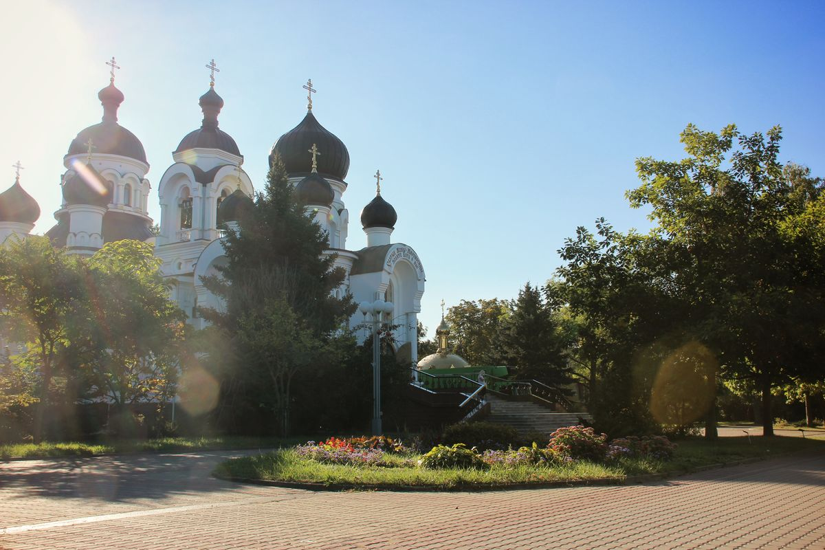барановичи город церковь
