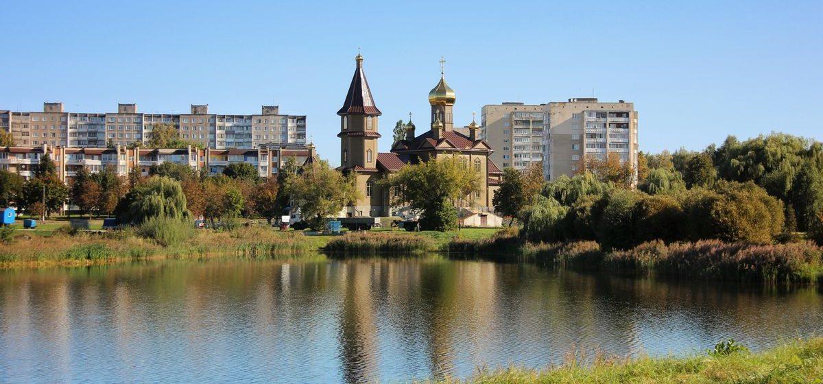 Осень в Барановичах. Фоторепортаж