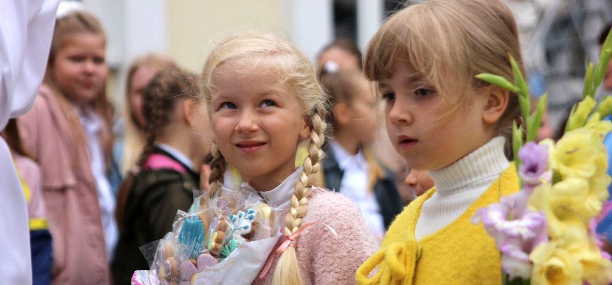 Сколько детей будет обучаться в новом белорусскоязычном классе в Барановичах