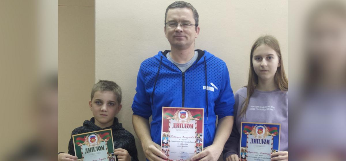 Как выступили барановичские шахматисты на чемпионате Брестской области