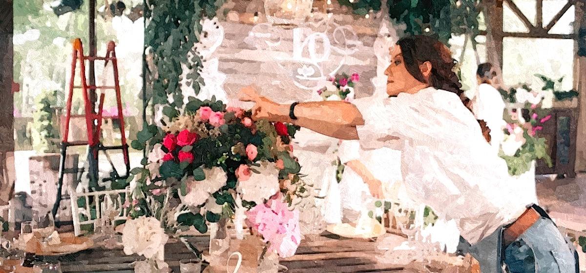 Что бесит и раздражает свадебного декоратора. «Просыпаешься в четверг и засыпаешь в воскресенье»