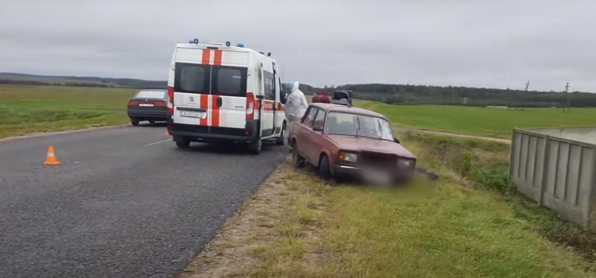 Автомобиль «Жигули» насмерть сбил велосипедиста в Ляховичском районе