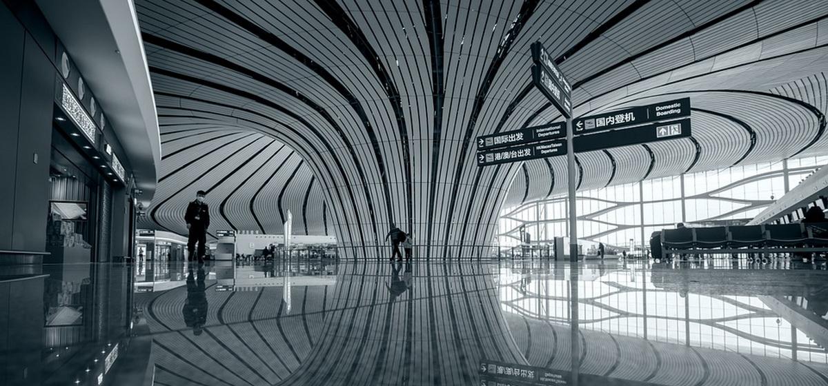 Интересные факты. Самый большой аэропорт в мире открыли в Пекине: что является его фишкой и сколько стоит