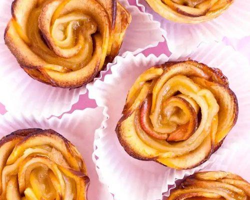 Вкуснейшие пирожные: нежность и воздушность