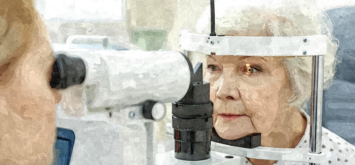 Болезнь Альцгеймера научились определять поглазам