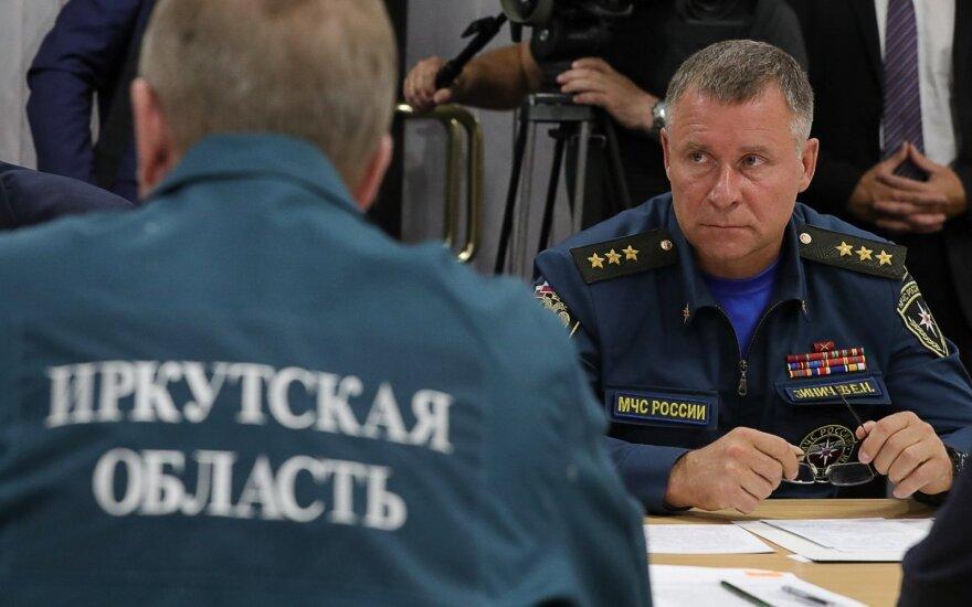 СМИ: Гибель главы МЧС России оказалась не связанной с учениями?