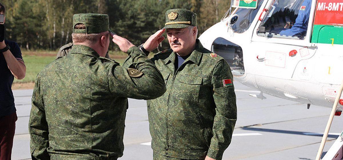 Мощнейшая психологическая травма. Что кроется в заявлениях Лукашенко на полигоне под Барановичами, объяснил политолог
