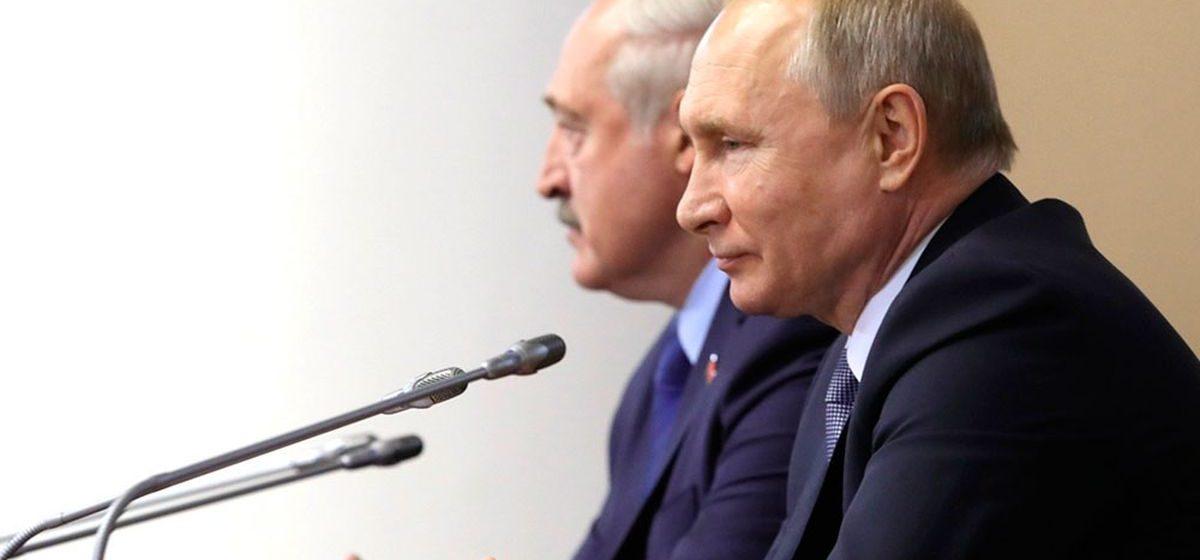 Договорились договориться. Что не так с программами интеграции Беларуси и РФ