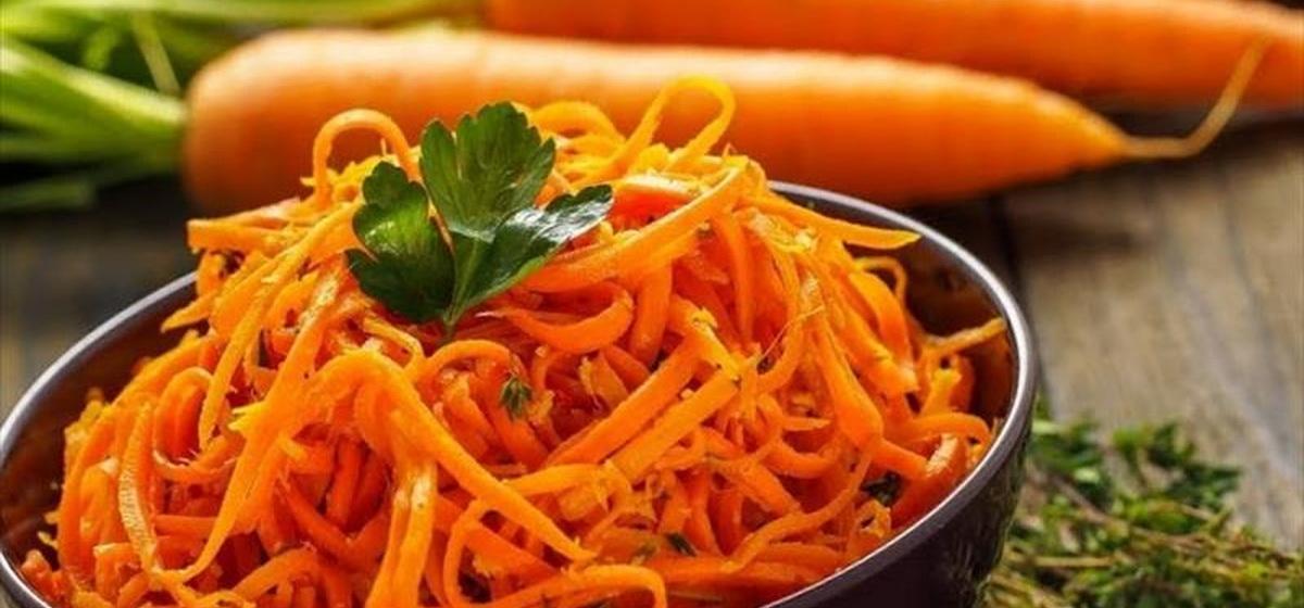 Как приготовить морковь по-корейски. Видео