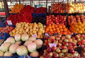 Что почем. На барановичском рынке появились подосиновики, подорожали бананы