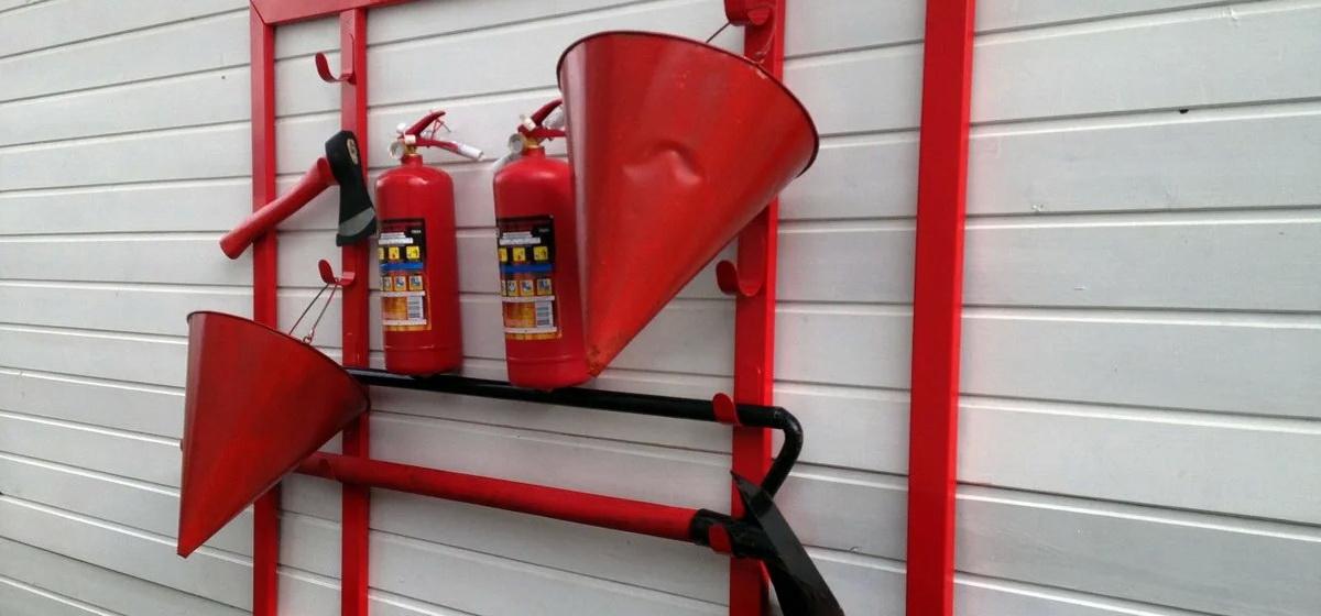 Почему у пожарных ведра конической формы?