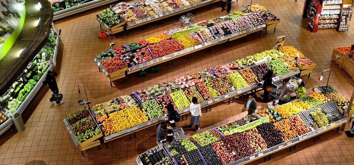 Около 40% расходов белорусских семей приходится на продукты питания