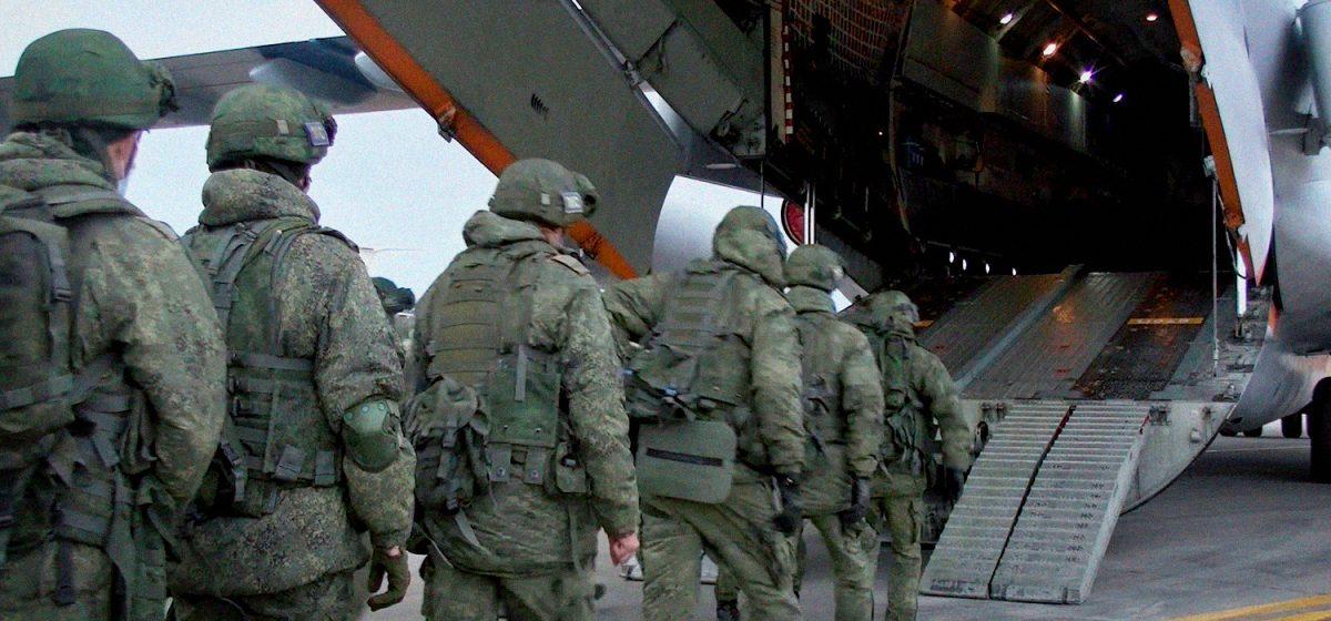 Белорусские миротворцы отправятся в Ливан