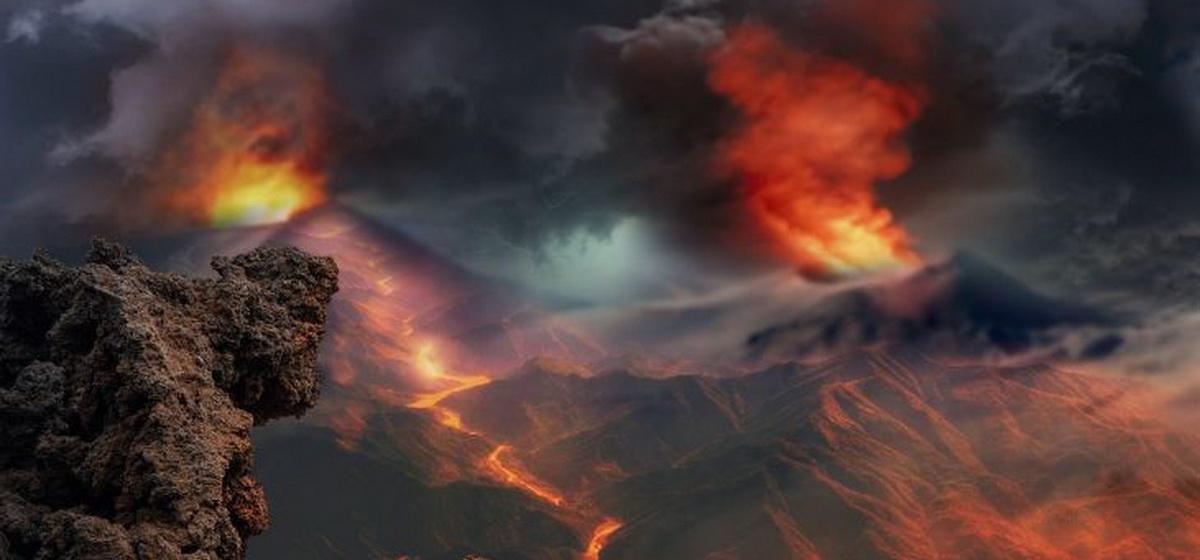Интересные факты. Земле угрожает извержение крупнейшего вулкана