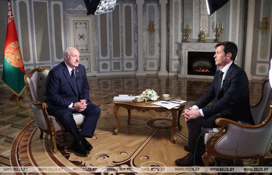 Прабачэнні за гвалт, Расія і Пратасевіч. Што з гутаркі з Лукашэнкам паказалі на CNN?