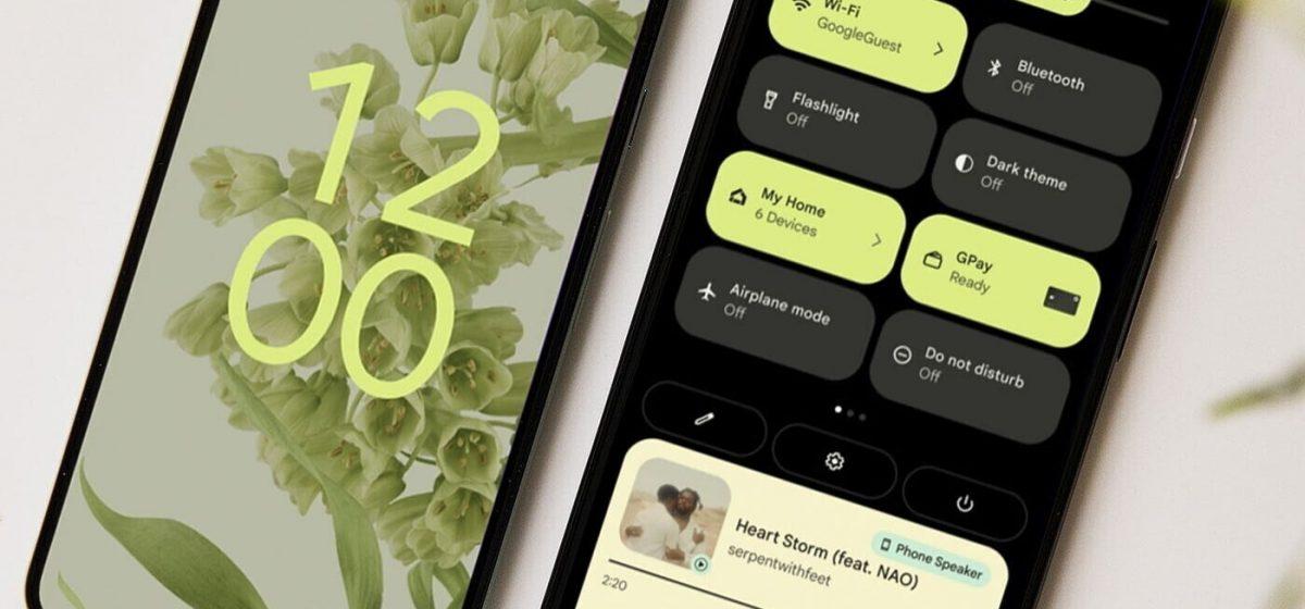 Google выпустил Android 12: новый дизайн, усиленная безопасность и повышенная скорость работы — местами в десятки раз