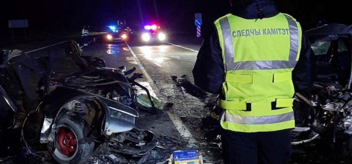 Страшная авария в Пуховичском районе — погибли 3 человека