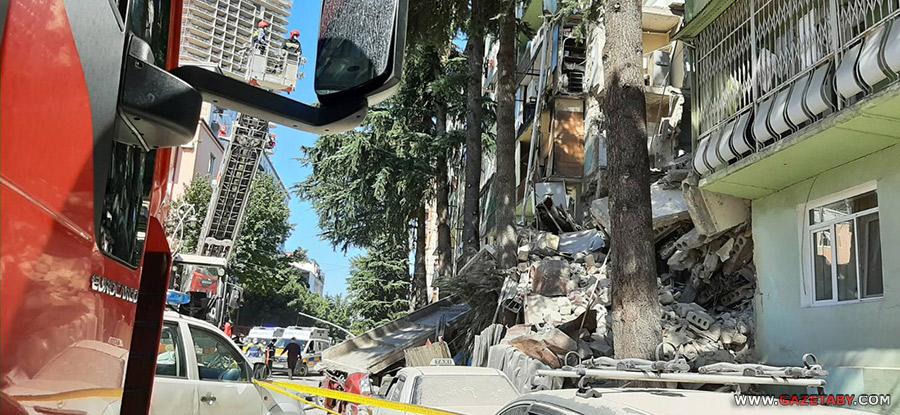 Пятиэтажный жилой дом обрушился в Батуми