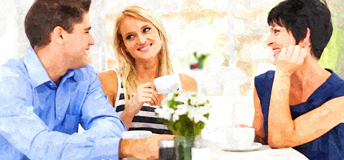 О чем стоит говорить с родителями жениха, чтобы точно подружиться