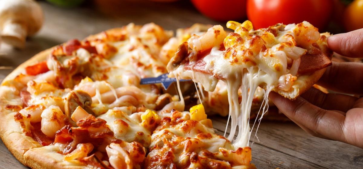 Как приготовить простую и вкусную пиццу в духовке. Видео