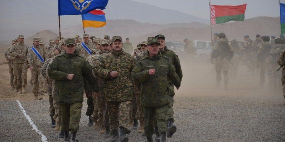 Белорусские военные примут участие в учениях на границе с Афганистаном