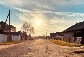 Барановичи без дорог. Улица Торфяная