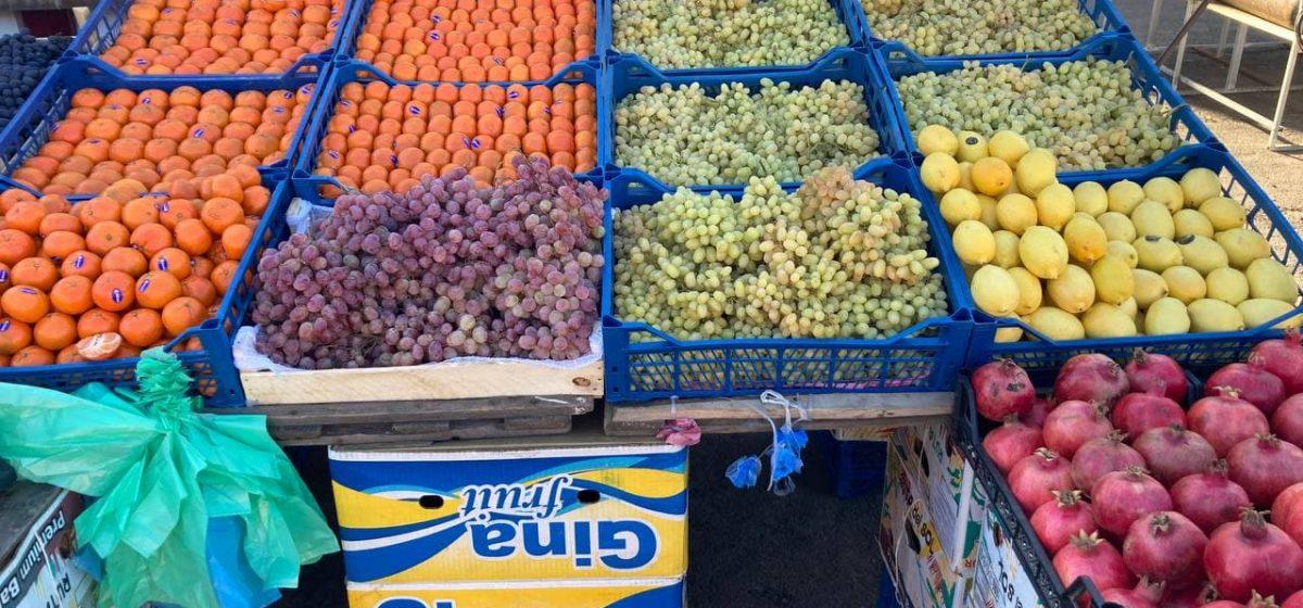 Что почем. На барановичском рынке подорожали огурцы и картофель, подешевел перец
