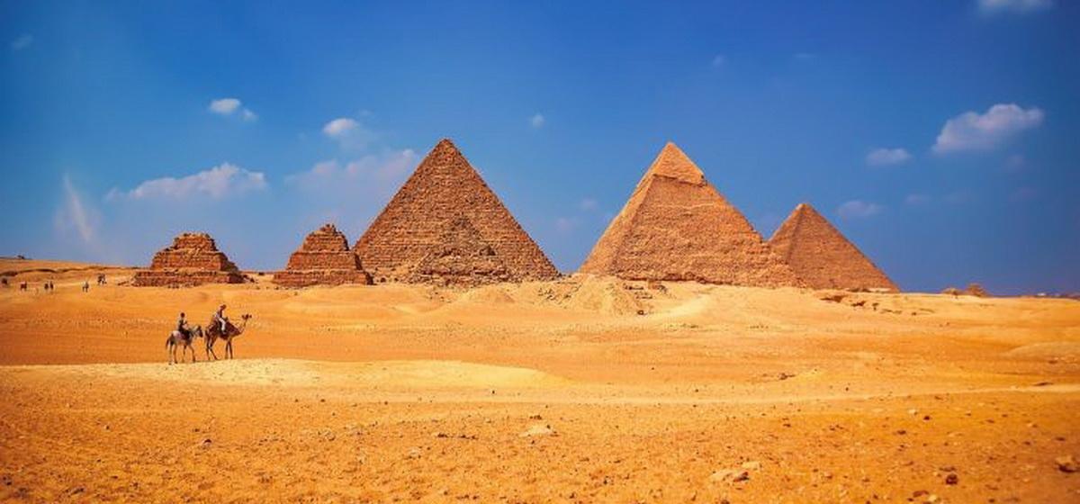 Интересные факты. Какая из египетских пирамид является самой высокой